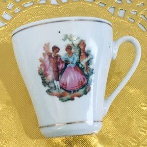 Vtg Mini cup